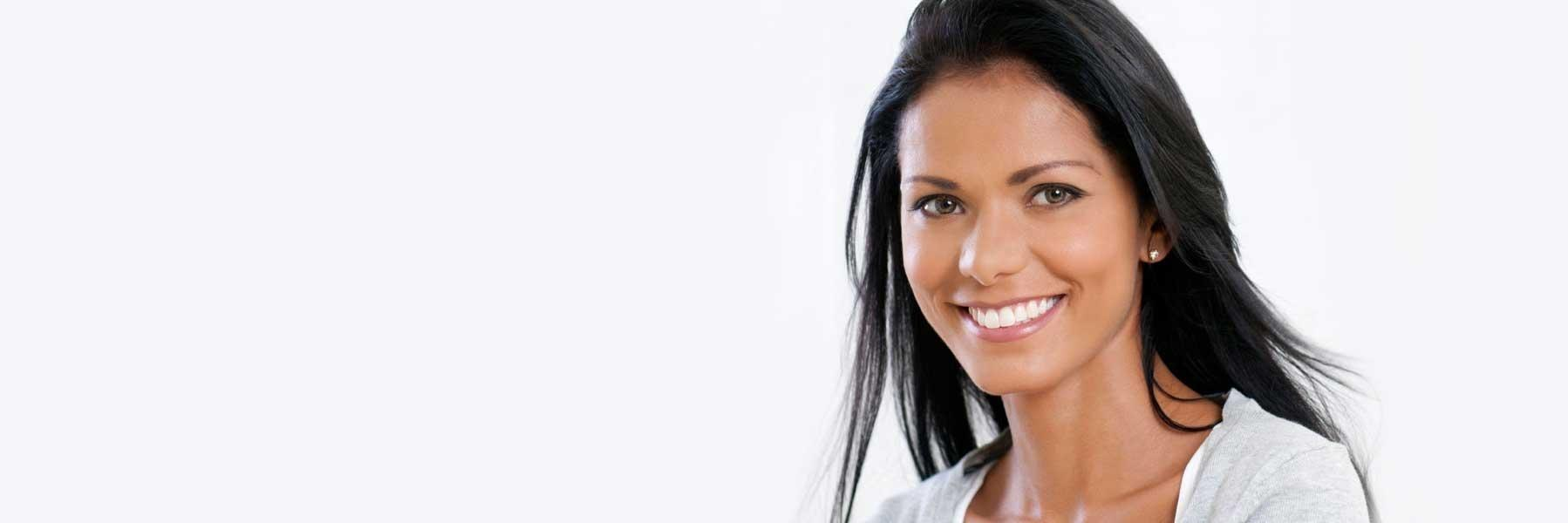 woman smiling | Dentist in Fairfax, VA
